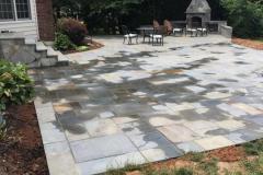 cut-dimensional-flagstone-patio-fireplace-fairfax-va